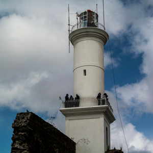 The Lighthouse and Covent Ruins