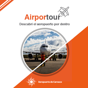 Discover the airport from within